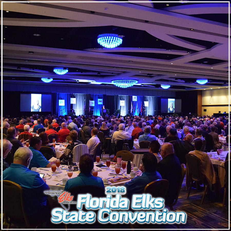 2018 Florida Elks State Convention