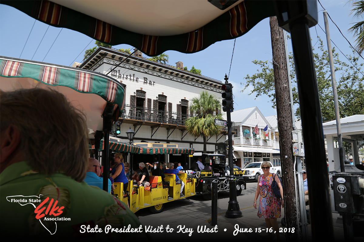 State President Visit to Key West - June 2018