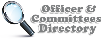 officers committees directory image