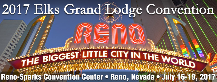 2017 Elks Grand Lodge Convention Reno 3