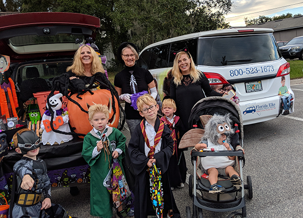 1892 trunk or treat