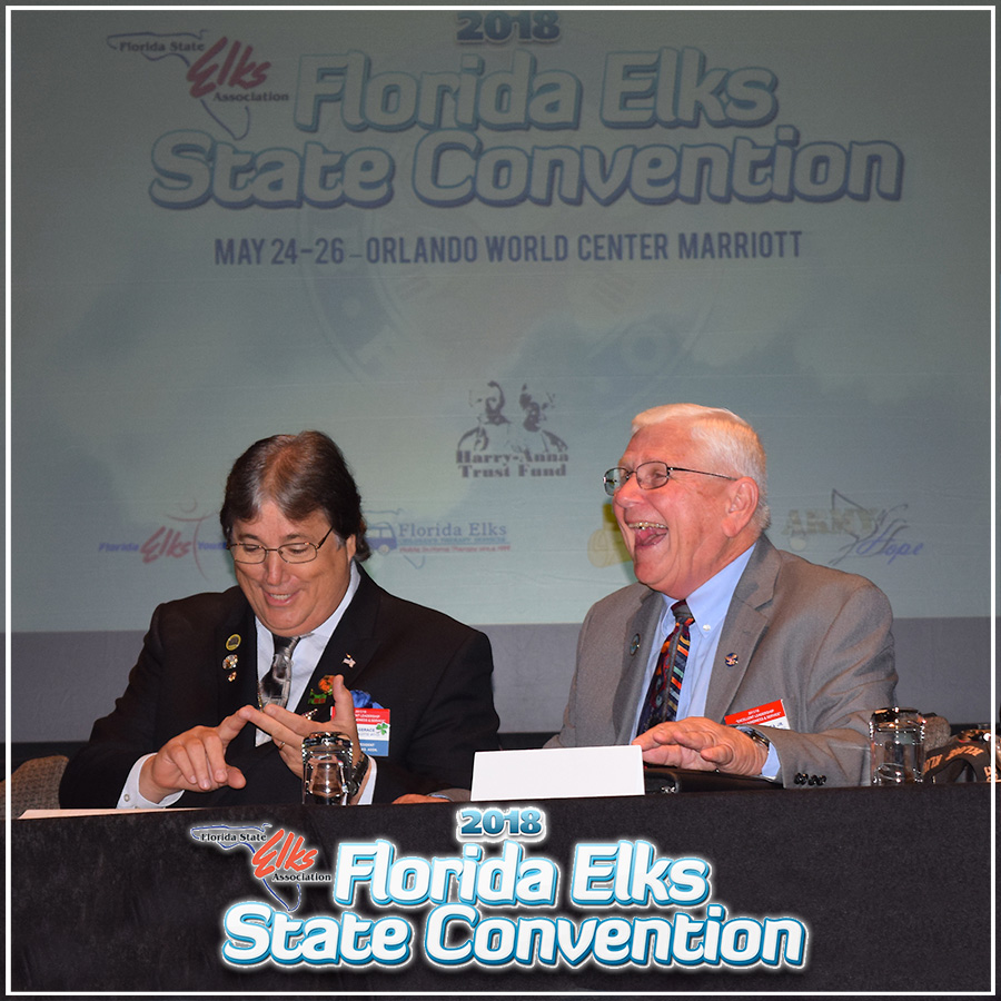 2018 Florida Elks Statew Convention
