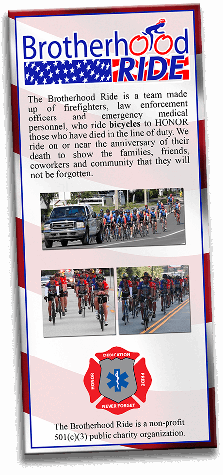 Brotherhood Ride Brochure