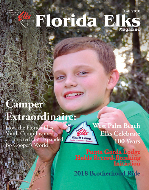 Florida Elks Magazine-Fall 2018