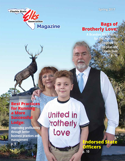 Florida Elks Magazine - Spring 2017