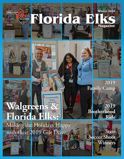 Florida Elks Magazine-WInter 2020