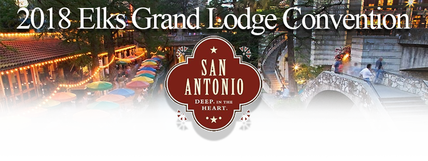 2018 Elks Grand Lodge Convention San Antonio