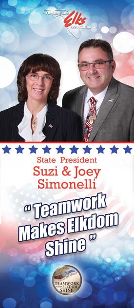 Suzi & Joey Standing Banner