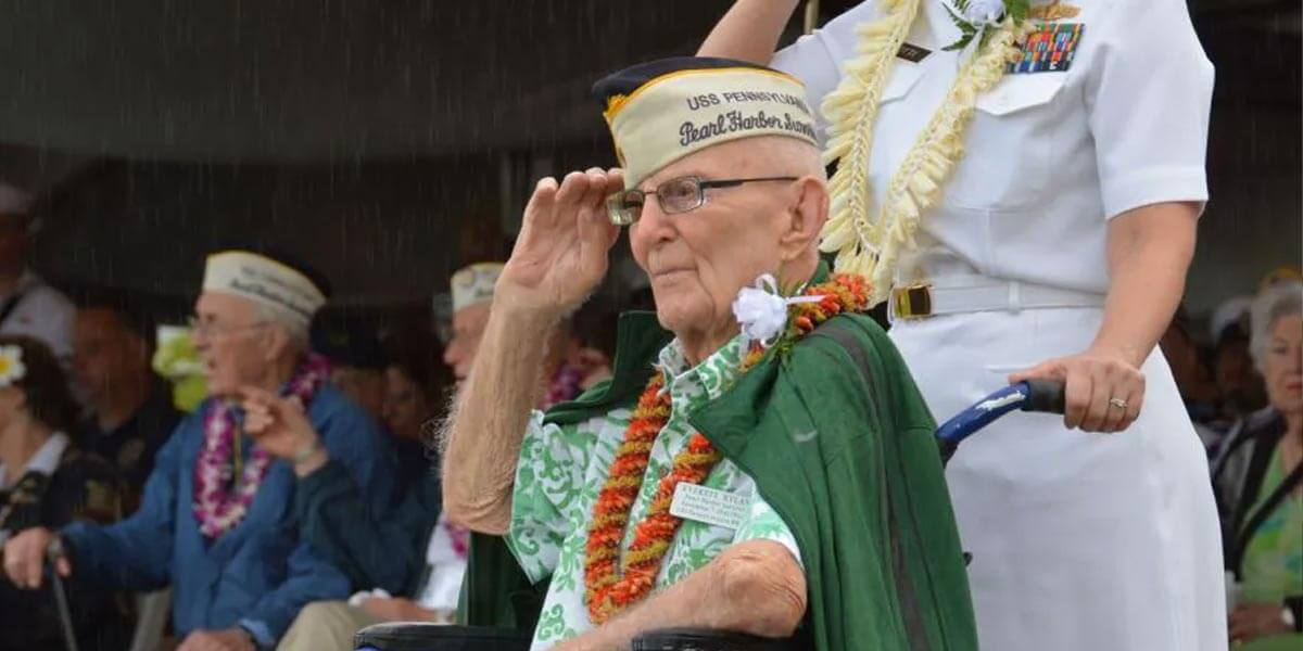 Elks Remember Pearl Harbor
